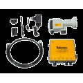 Σέτ μετατροπέα RF/Optical (F - N) - (FC / PC): DAB/UHF-SAT + Offset, με AC/DC Adapter TELEVES 236801