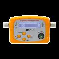Πεδιόμετρο Edision Digital Sat Finder DSF-1, με μικροεπεξεργαστή οπου παρέχει ακριβή και αξιόπιστη μέτρηση δορυφορικων τηλεοπτικών σημάτων