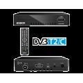 Δέκτης Επίγειων Ψηφιακών καναλιών MPEG4 T2 Full High definitio EDISION HYBRID lite