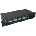PULSAR  R1612T R 12V/16x1,5A/TOPIC RACK mounted power supply for up to 16 analog cameras