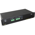 PULSAR  R1612P R 12V/16x1,5A/PTC RACK mounted power supply for up to 16 analog cameras