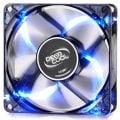 Ημιδιαφανής ανεμιστήρας 80mm με μπλε LED (Χαμηλές στροφές ανά λεπτό για αθόρυβη λειτουργία) DEEPCOOL WINDBLADE 80