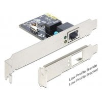 DELOCK PCI Express Card σε 1x Gigabit LAN 10/100/1000 89357