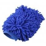 Γάντι καθαρισμού μικροινών 25 x 18cm μπλε AMIO AMIO-01750