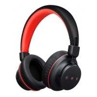 Bluetooth Ακουστικά X3.0 fast charging μαύρο-κόκκινο MPOW BMBH142BR