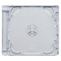 Τιμή (30.66€ +ΦΠΑ) 10.4 mm CD jewelcase με CLEAR - 100TEM OEM BOX24