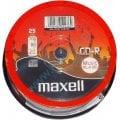 CD-R 80min 16x 25 Cake box Audio music xl-ii MAXELL CD0094