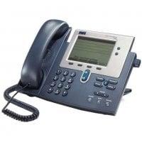 Μεταχειρισμένο CISCO IP Phone CP-7940G Dark Gray CISCO CP-7940G