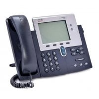 Μεταχειρισμένο Unified IP Phone 7941G Dark Gray CISCO CP-7941G