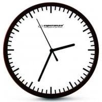 Ρολόι τοίχου Budapest EHC010W 20cm λευκό ESPERANZA EHC010W