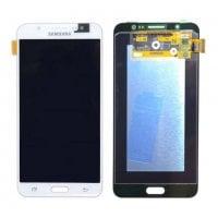 Γνήσια Οθόνη και Touch Panel για Galaxy J7 2016 J710F άσπρο SAMSUNG GH97-18855C