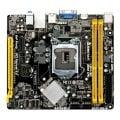 Biostar μητρική για INTEL LGA 1150, με DDR3 & Καλώδιο HDMI BIOSTAR H81MHV3