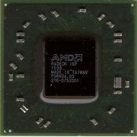 BGA IC Chip 216-0752001 με Balls AMD IC-004