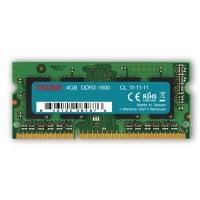 Μνήμη DDR3 SODimm 4GB 1600MHz PC3-12800 CL11 IMATION KR14080014DR