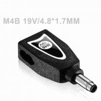 Βύσμα για φορτιστή LAPTOP - M4B - HP/COMPAQ Powertech M4B