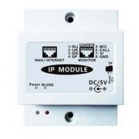 Μονάδα σύνδεσης θυροτηλεόρασης στο διαδίκτυο PL-IP PAIILI PL-IP