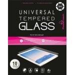 """Προστατευτικό Οθόνης Αντιχαρακτικό Γυαλί - Tempered Glass POWERTECH 9H(0.33MM) - Universal 10"""" Screen Pad PT-392"""