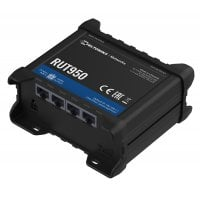 TELTONIKA industrial cellular router RUT950, 4G LTE Cat 4, Wi-Fi