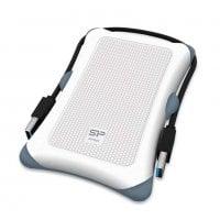 Εξωτερικός Σκληρός Δίσκος 1TB Armor A30 USB 3.1 λευκό SILICON POWER SP010TBPHDA30S3W