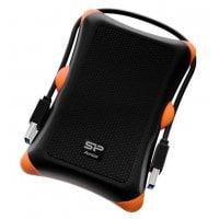 Εξωτερικός Σκληρός Δίσκος 2TB Armor A30 USB 3.1 μαύρο SILICON POWER SP020TBPHDA30S3K