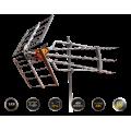 Κεραία DAT-75 TFORCE LR με σύστημα B.O.S.S. της TELEVES TELEVES 12-00-0016