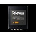Optical Splitter 3 Ways χρησιμοποιείται για διανομή σήματος μέσω οπτικής ίνας σε εγκαταστάσεις TELEVES 235801