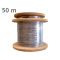 Patch cord μονότροπης οπτικής ίνας G657A μήκους 50 μέτρων τερματισμένο με ακροδέκτη FC/PC TELEVES 236106
