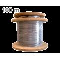 Patch cord μονότροπης οπτικής ίνας G657A μήκους 100 μέτρων τερματισμένο με ακροδέκτη FC/PC TELEVES 236108
