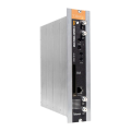T.0X module λαμβάνει σήματα απο τρία transponders (Δύο απο αυτά στην ίδια μπάντα και πολικότητα) και παράγει δύο ανεξάρτητα Multiplexers TELEVES 564301