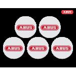 5 x αυτοκόλλητοι αναγνώστες προσέγγισης AZ5502 ABUS 20-24-0009