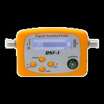 Πεδιόμετρο Edision Digital Sat Finder DSF-1 με μικροεπεξεργαστή