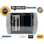 Eπαγγελματικό τηλεοπτικό πακέτο EDI - HOTEL HD MEDIUM