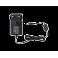 Τροφοδοτικό τύπου universal. 100 - 240 Vac, 12 Vdc, 1.5A. 3-pin με σύνδεση UK