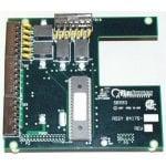 Κάρτα επέκτασης 1 θύρας για PXL-500P/W με έξοδο relay για 2η πόρτα είσοδος μαγνητικής επαφής και button εξόδου 2η πόρτας καθώς και 4ης βοηθητικές εισόδους Keri Systems SB-593
