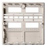 Πλαστικό κουτί εγκαταστάσεις που απαιτούν περισσότερα modules UTC Fire & Security NXG-001