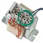 Μετασχηματιστής 16.3V AC 40VA για κουτιά NXG-001 NXG-003 UTC Fire & Security NXG-003X