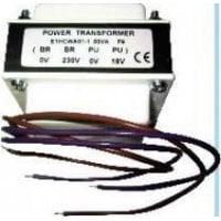 Μετασχηματιστής 50W-GR 17VAC για NX. CADDX 16.6V/230VAC 50W