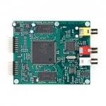 Κωδικοποιητής H.262 (MPEG-2) για μετατροπή video PAL CVBS και δύο κανάλια ήχου σε ψηφιακό σήμα LVTTL-SPI-SPTS LEMCO DVENC-2