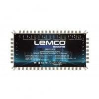 Πολυδιακόπτης 17 Εισόδων Single LEMCO LMS 17/12 S