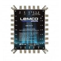 Πολυδιακόπτης 5 Εισόδων Cascade LEMCO LMS 5/12 K