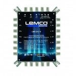 Πολυδιακόπτης 5 Εισόδων Single LEMCO LMS 5/12 S
