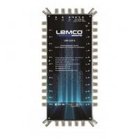 Πολυδιακόπτης 5 Εισόδων Single LEMCO LMS 5/24 S