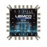 Πολυδιακόπτης 5 Εισόδων Cascade LEMCO LMS 5/8 K