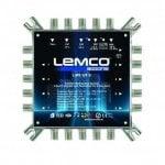 Πολυδιακόπτης 5 Εισόδων Single LEMCO LMS 5/8 S