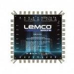 Πολυδιακόπτης 9 Εισόδων Cascade LEMCO LMS 9/12 K