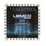 Πολυδιακόπτης 9 Εισόδων Single LEMCO LMS 9/16 S