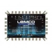 Πολυδιακόπτης 9 Εισόδων Single LEMCO LMS 9/8 S