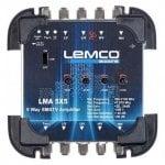 Ενισχυτής για Cascade πολυδιακόπτη 5 εισόδων LEMCO LMS5AMP