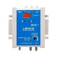 Modulator Μονοφωνικό 1 X RCA σε 1 Χ RF PAL 85dBμV LEMCO MOD7