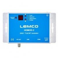 High Definition (HD) DVB-T Modulator 1 x HDMI to DVB-T LEMCO HDMOD-2
